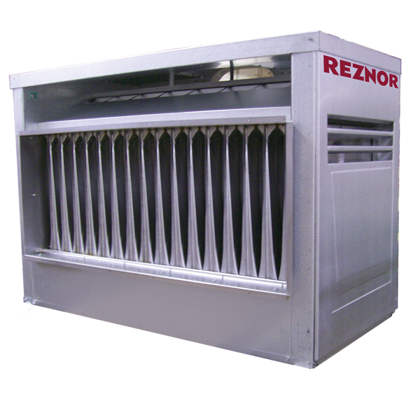 X Duct Furnace Reznor Hvac