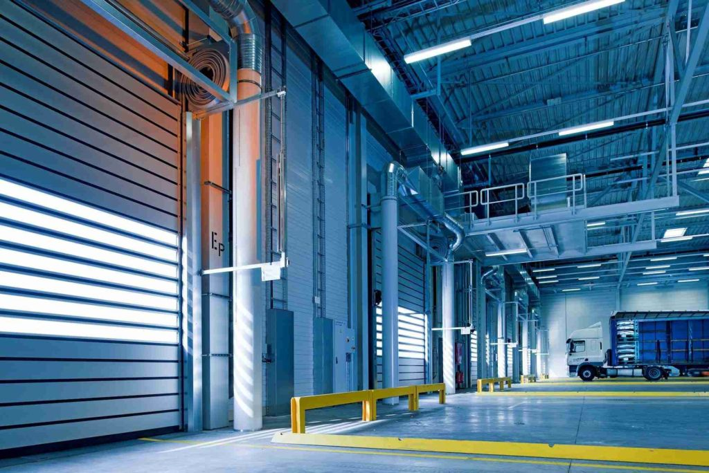 commercial heaters for warehouses