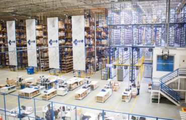 warehouse heating strategies